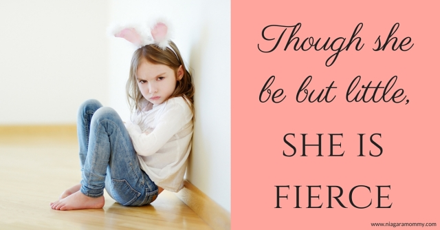 It takes every last ounce of your energy to survive your kid's epic temper tantrums.