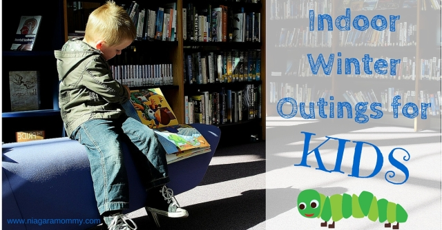 indoor winter outings for kids