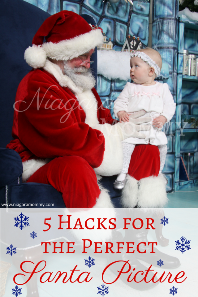 5 Hacks for the perfect picture with Santa Claus
